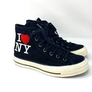 Converse CTAS 70 I Love NY Suede Black M  Sneakers